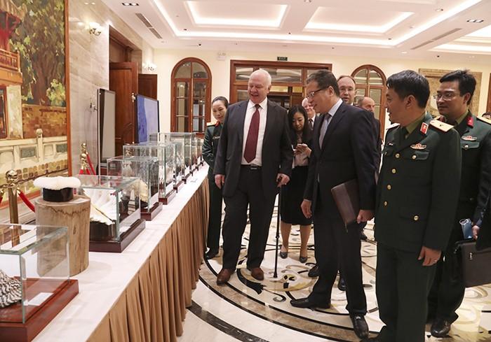 Phiên họp lần thứ 31 Ủy ban phối hợp liên Chính phủ về Trung tâm Nhiệt đới Việt - Nga năm 2020